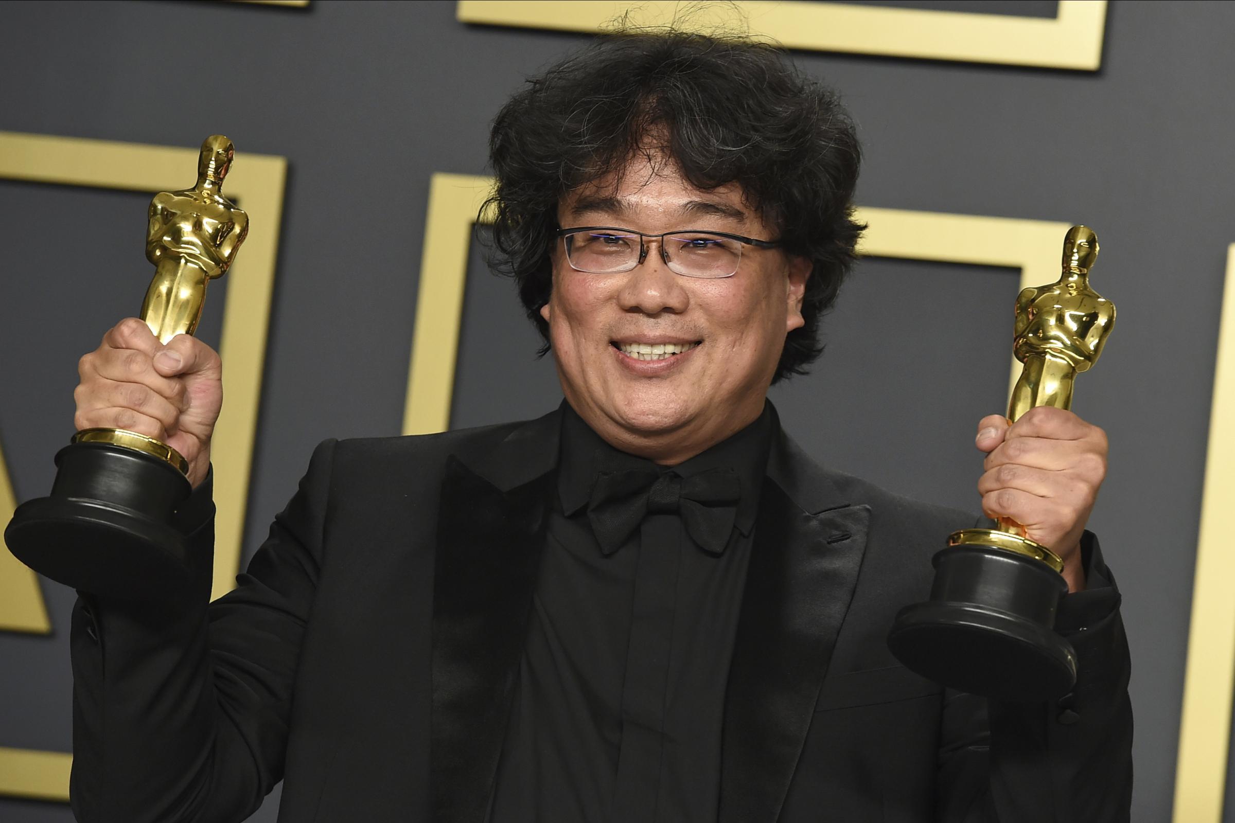 Il regista premio Oscar Bong Joon-ho presidente di giuria a Venezia