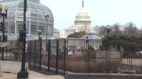 Usa, le truppe arrivano a Washington per difendere l'insediamento di Biden