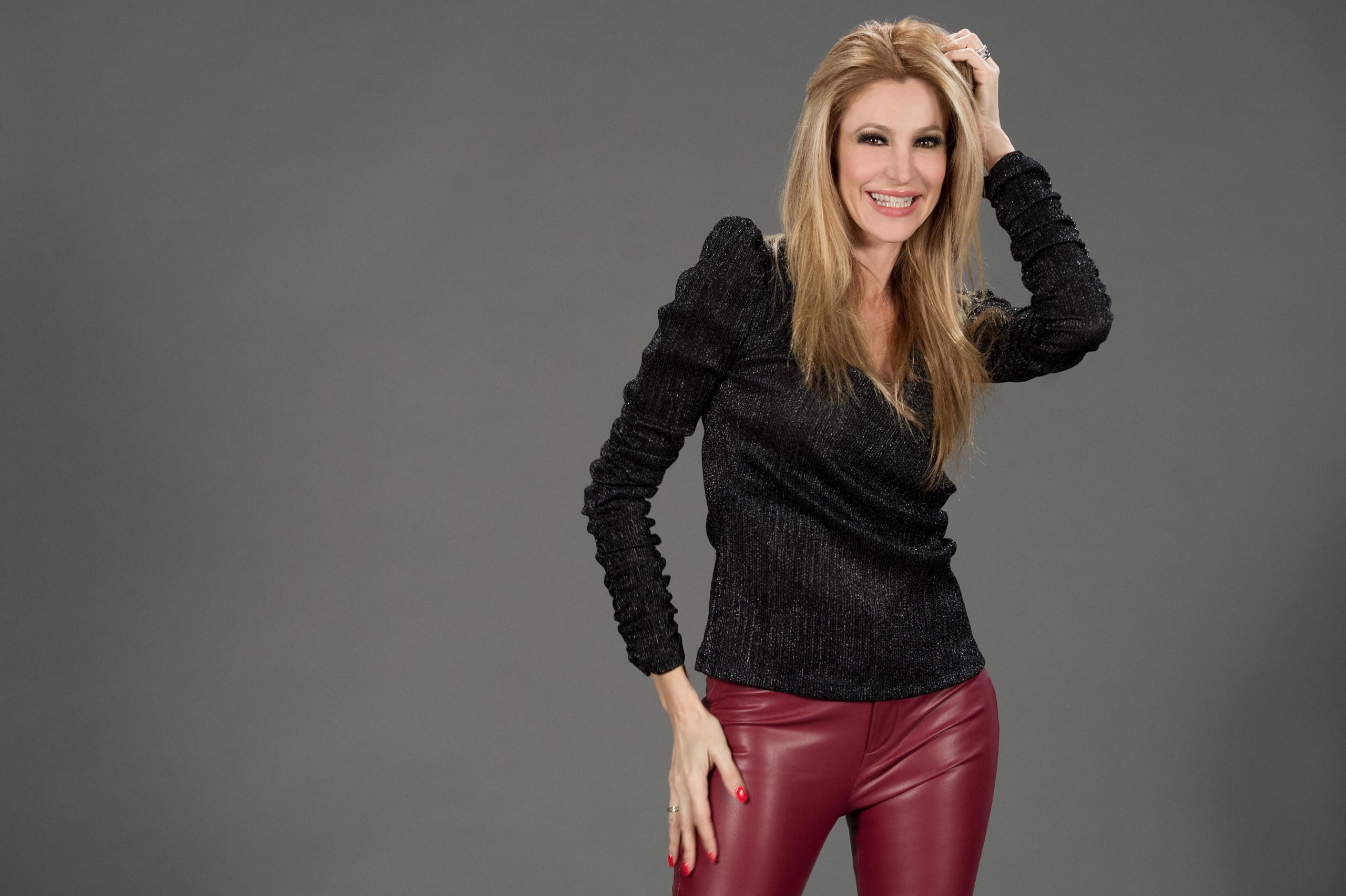 Adriana Volpe. Tv8: Ogni mattina