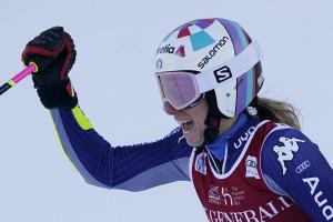 Sci, Coppa del mondo femminile: slalom gigante di Kranjska Gora