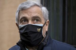 Antonio Tajani. Crisi di Governo - Vertice del centrodestra