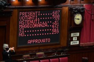 Camera dei Deputati - Comunicazioni del Presidente del Consiglio Giuseppe Conte sulla situazione politica