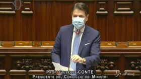 """Crisi governo, Conte: """"Appello a forze politiche e singoli parlamentari"""""""