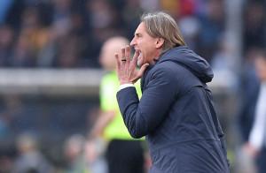 Davide Nicola. Genoa vs Lazio - Serie A TIM 2019/2020