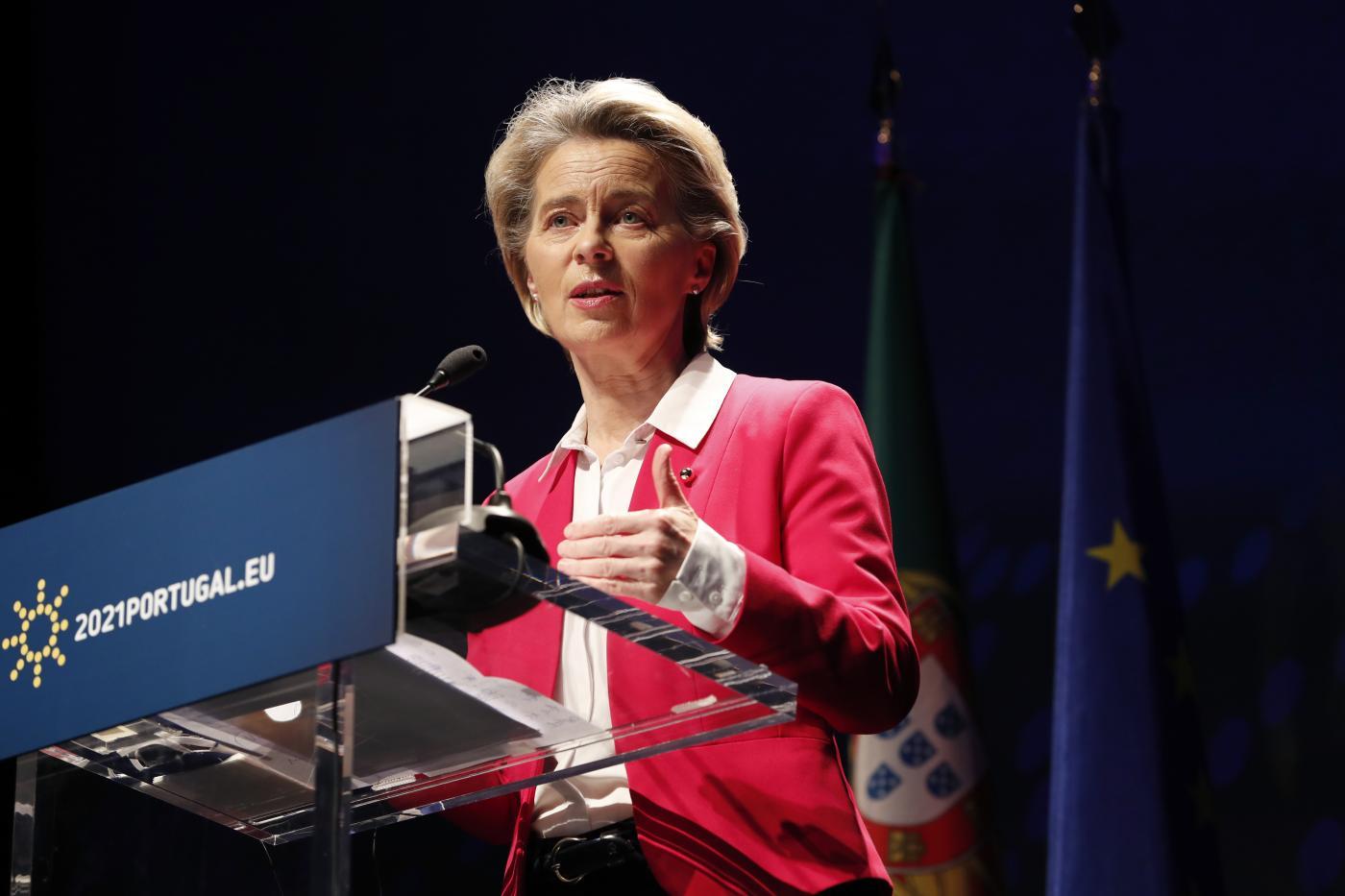 Ursula Von Der Leyen, La presidente della Commissione europea