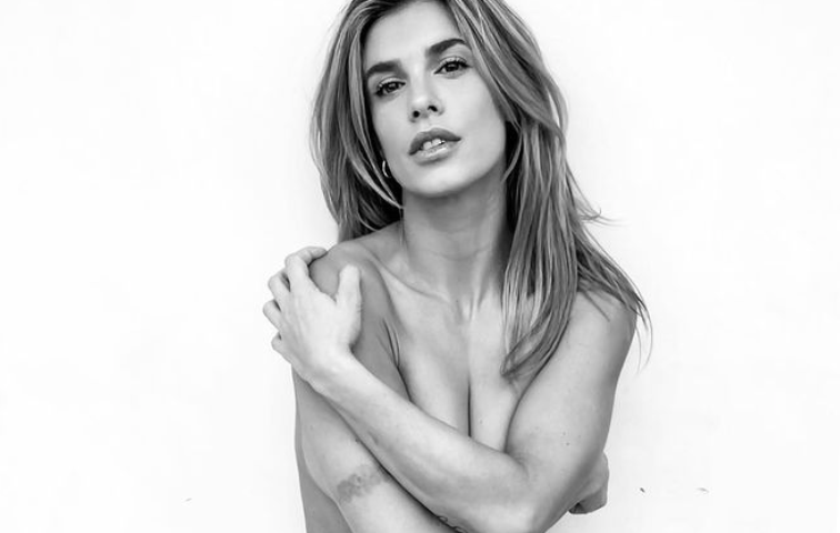 elisabetta canalis, sexy instagram