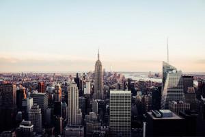 New York, Manhattan, empire state building