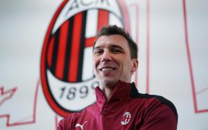 AC Milan, il primo giorno di Mario Mandzucik a Milanello