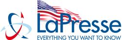 LaPresse US logo