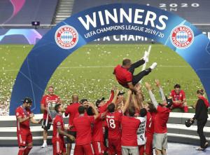 Il Bayern Monaco vince la Champions League