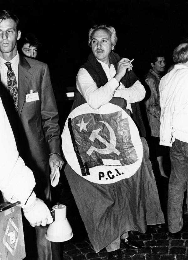 Partito PCI Bandiere