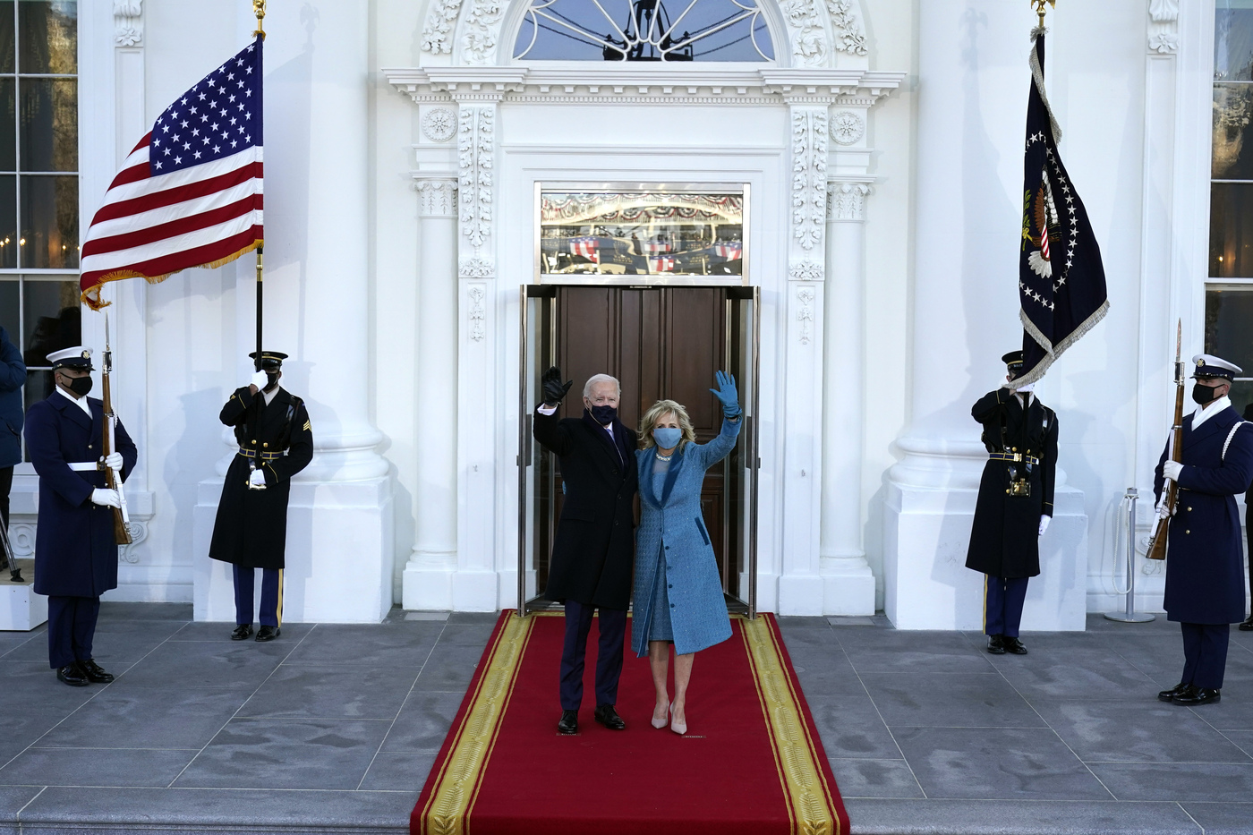 Inauguration Day, Washington barricata: è il giorno di Biden