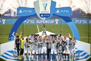 Juventus vs Napoli - Finale PS5 SUPERCUP 2020-21