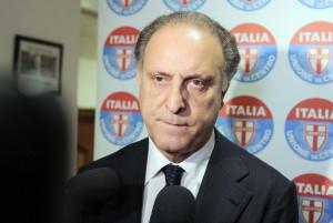 Lorenzo Cesa. Riunione della Direzione Nazionale dell'UDC