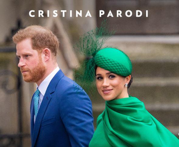 """Editoria: esce oggi """"E vissero tutti felici e contenti?"""", il libro di Cristina Parodi sui duchi di Sussex"""
