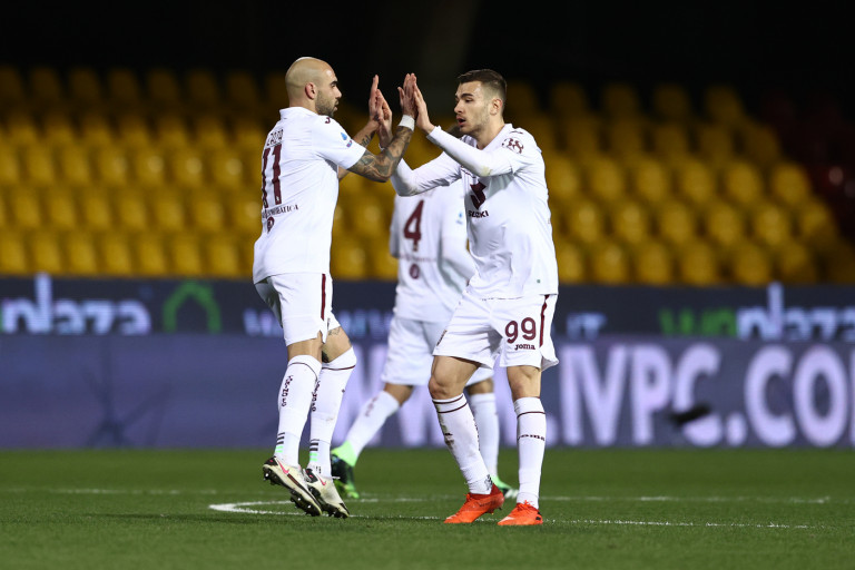 Benevento vs Torino - Serie A TIM 2020/2021