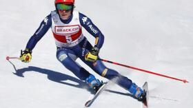 Sci alpino, Brignone sul podio nel supergigante di Crans Montana