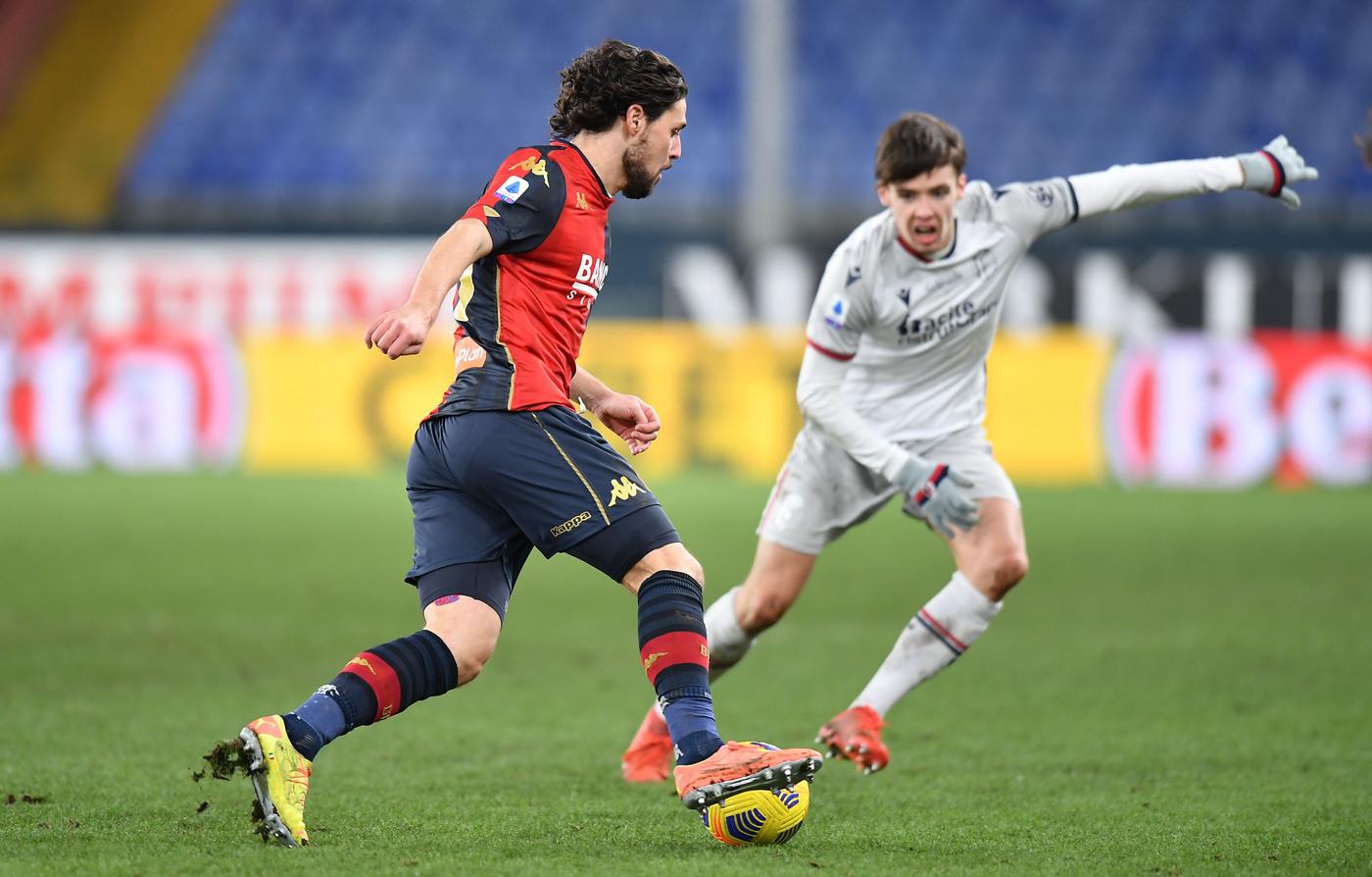 Genoa vs Bologna - Serie A TIM 2020/2021