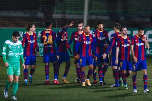 Cornella vs Barcellona - Coppa del Re 2020/2021