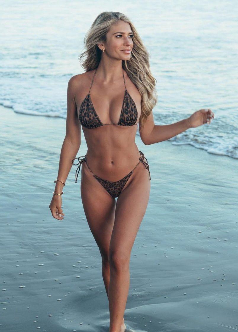 Emily Tanner spiaggia