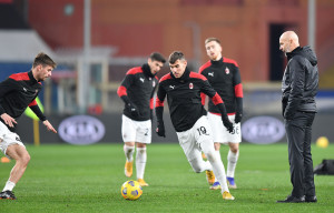 Stefano Pioli, Sampdoria vs Milan