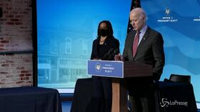 Usa, Biden: il clima diventa priorità di sicurezza nazionale