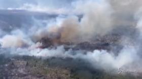 Argentina, vasti incendi nella zona di Rio Negro: feriti ed evacuazioni