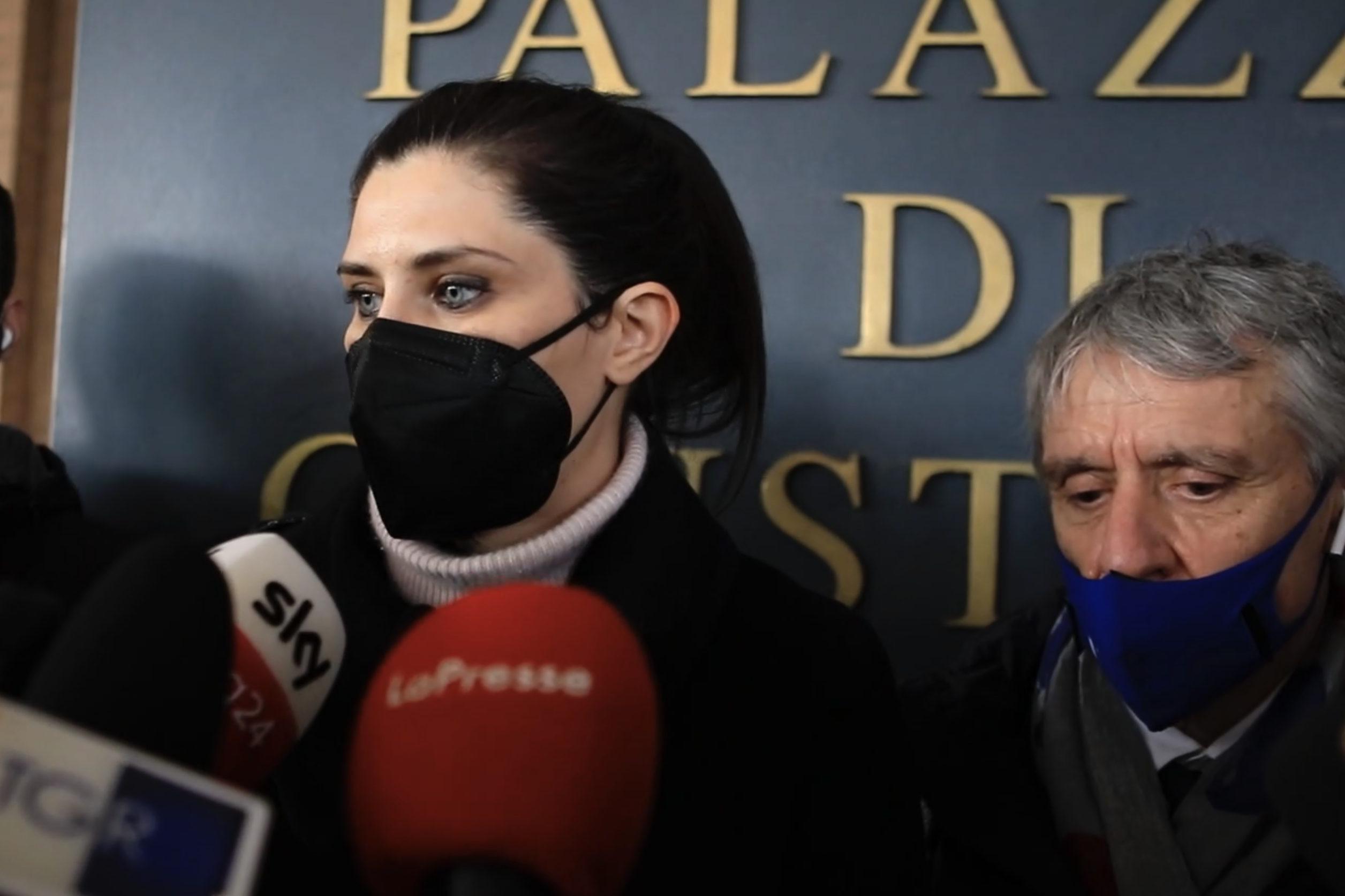 Chiara Appendino condannata per fatti Piazza San Carlo