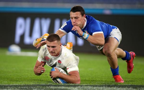 Italia vs Inghilterra - Rugby Sei Nazioni allo Stadio Olimpico di Roma