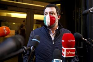 Dimissioni del governo Conte Bis: riunione della coalizione di centro destra