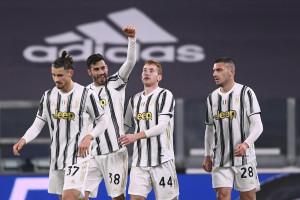 Juventus vs Spal - Quarti di Finale - Coppa Italia - 20202021