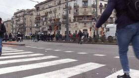 Napoli, sciopero generale del Si-Cobas: bloccata la circolazione nel porto