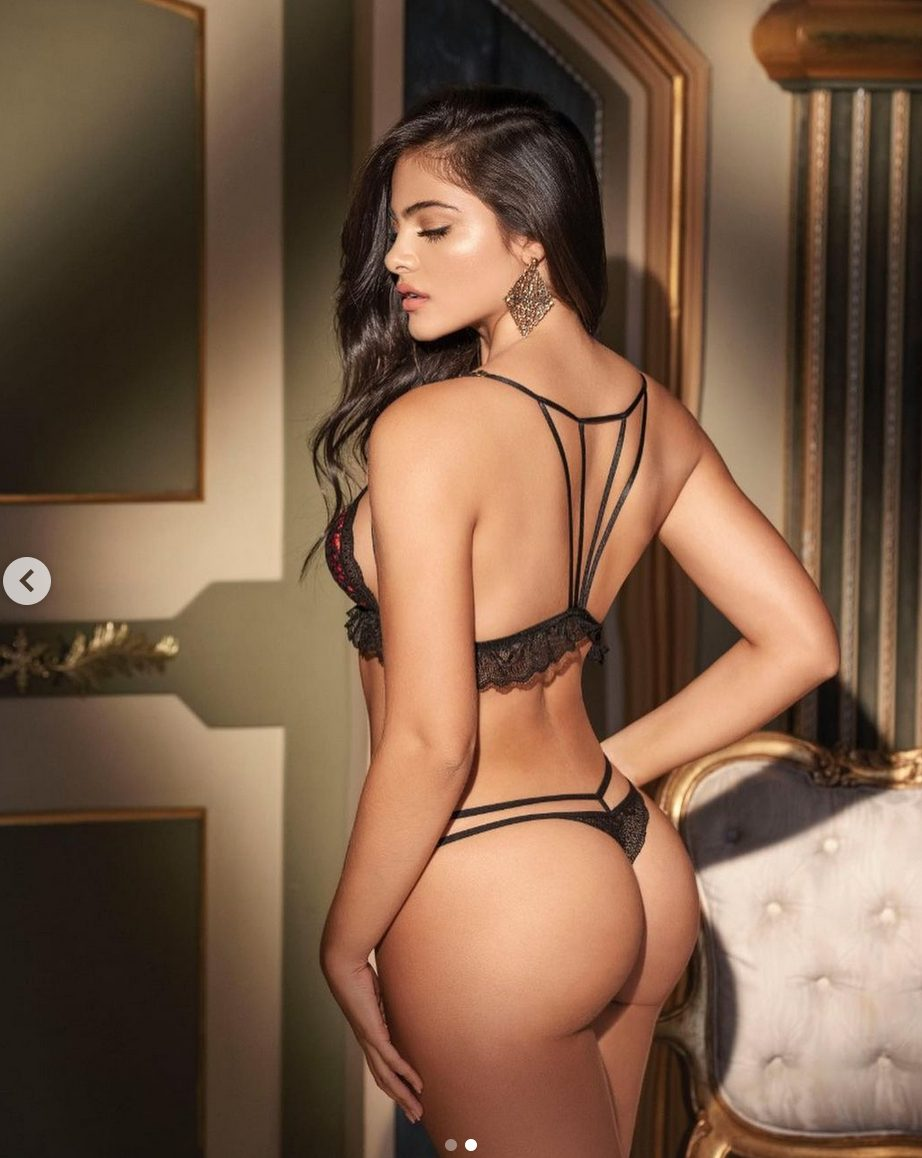 Sara Orrego sexy lato-b