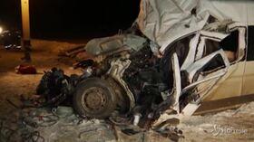 Russia, scontro bus-camion: 12 persone morte