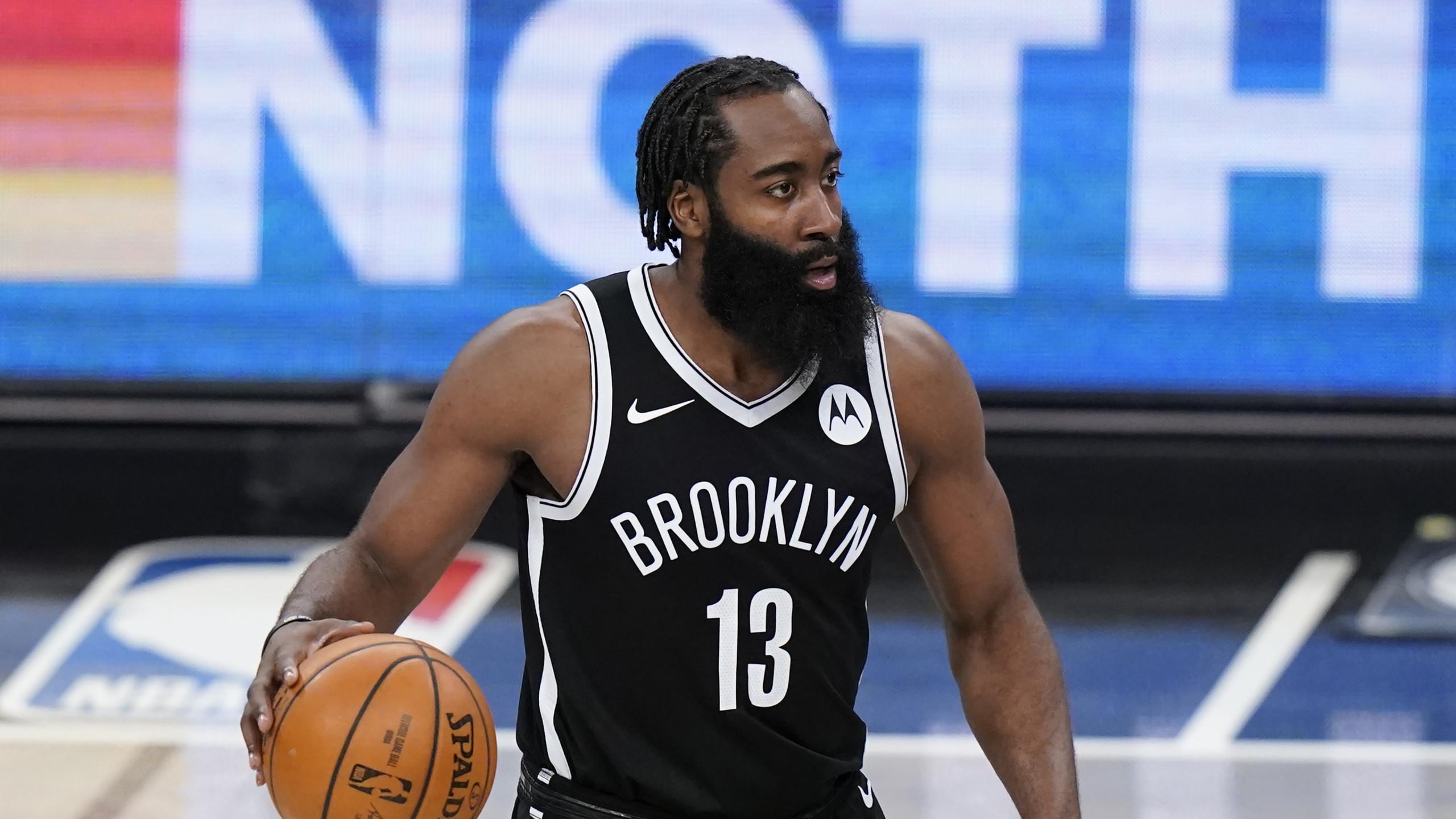 James Harden - Brooklyn Nets