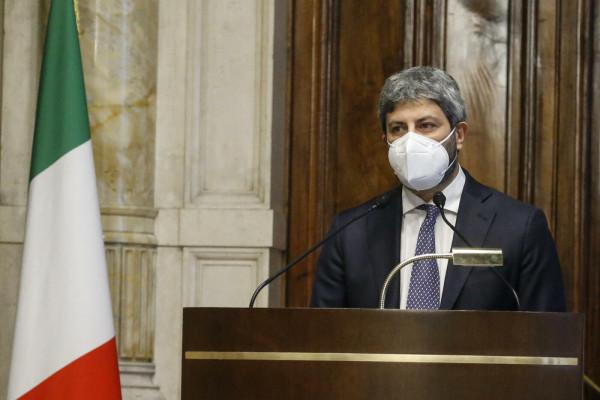 Crisi di governo, secondo giorno di consultazioni del presidente Fico a Montecitorio