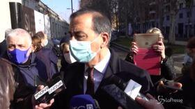 """Governo, Sala: """"Urge un piano di vaccinazione e il Recovery Plan è fondamentale"""""""