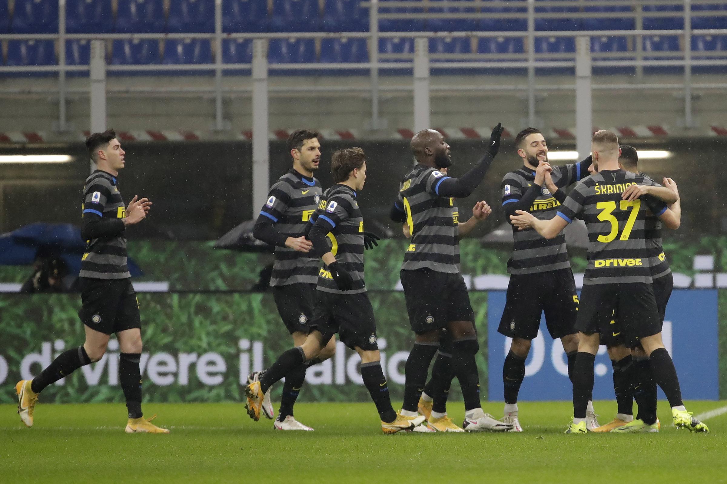 Serie A, Inter vs Benevento