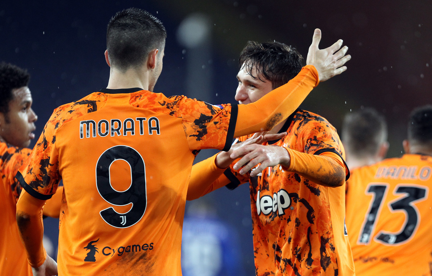 Sampdoria vs Juventus - Serie A TIM 2020/2021