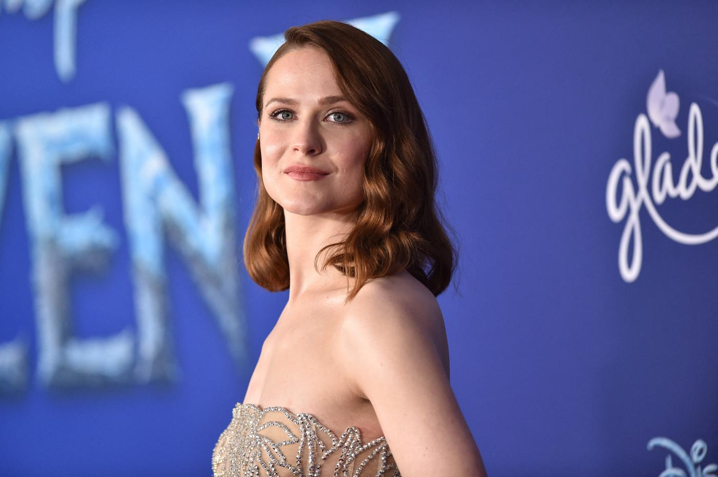 Evan Rachel Wood - Prima del film Frozen 2 a Los Angeles