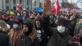 Vienna, proteste anti-lockdown: tensioni e arresti