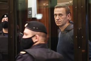 Alexei Navalny in tribunale a Mosca