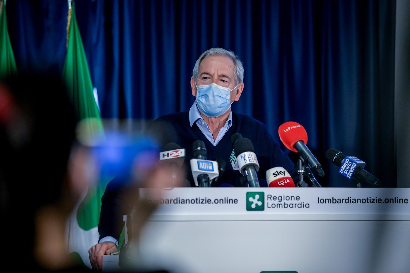 Regione Lombardia, Guido Bertolaso coordinatore del piano regionale dei vaccini anti Covid 19