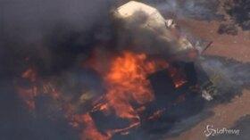 Australia, maxi incendio minaccia Perth