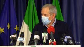 Guido Bertolaso, consulente di Regione Lombardia per il Piano vaccinale