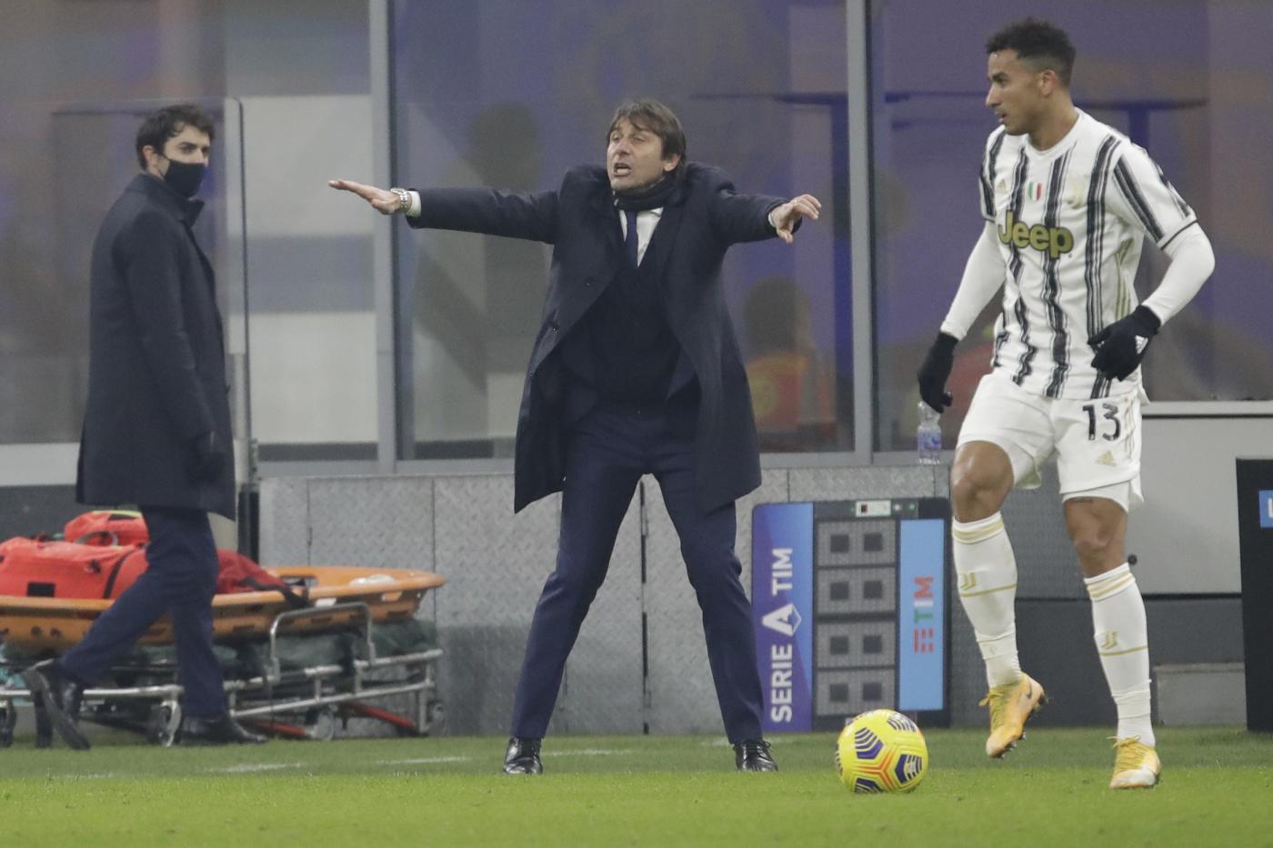 Coppa Italia, Conte