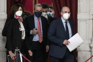 Camera dei Deputati - Consultazioni del Presidente Roberto Fico