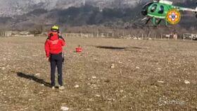 Abruzzo, ricerche con sonda