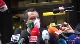 Matteo Salvini. Si può votare in primavera