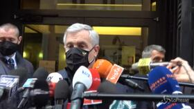 Antonio Tajani, vice presidente di Fi